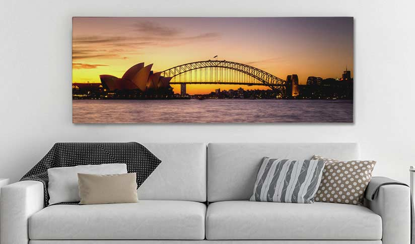 Panoramic Canvas Photo Prints Canvas Art Canvas Champ