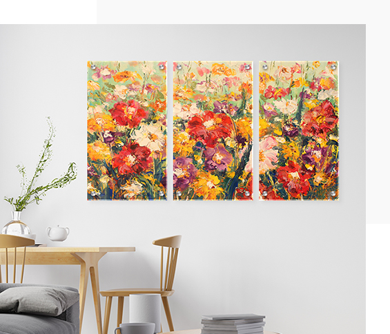 Split Acrylic Prints