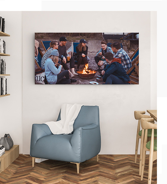Create Artistic Home Decor With Custom Photo Canvas Prints