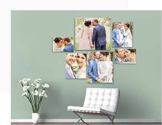 Give Artistic touch to your special moments