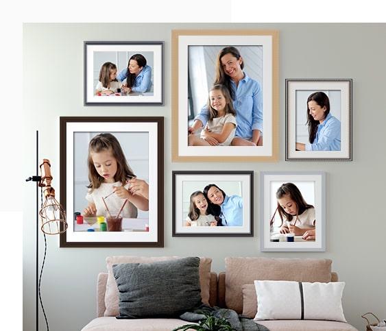 Custom Framed Photo Prints as Home Art Decor