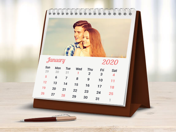 personalized photo calendar printing online canada canvaschamp