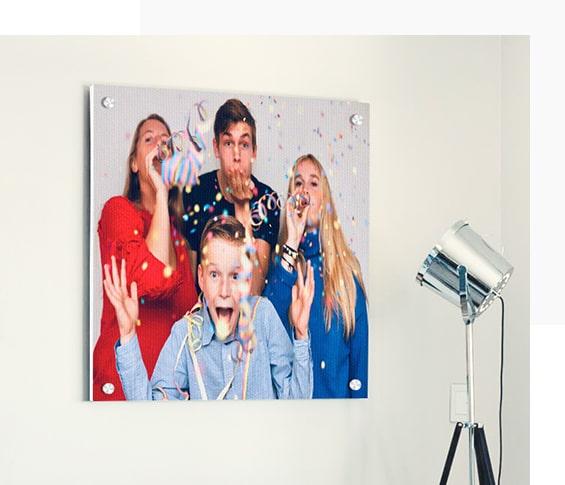 Photo Boards - Glossy, Modern & Trendy