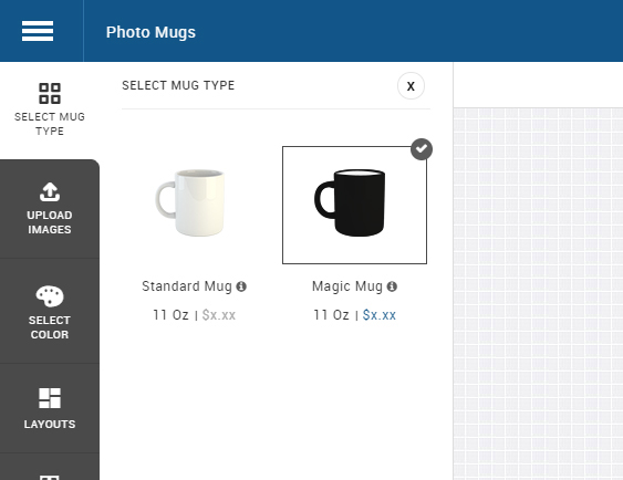 HOW TO MAKE PERSONALIZED MAGIC PHOTO MUGS