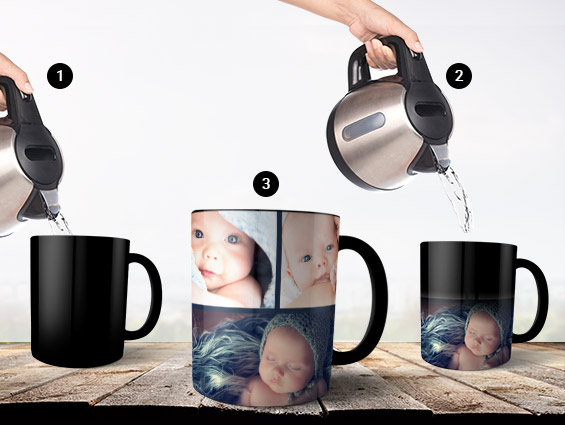 Order Magic Coffee Mugs as Gifts
