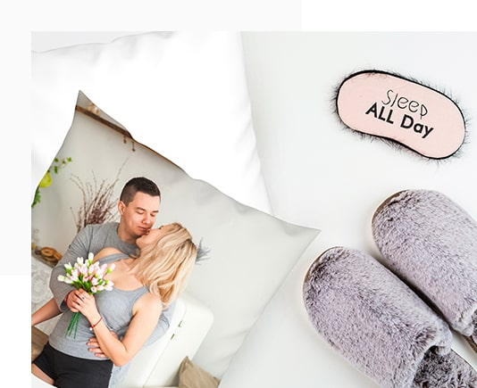 Relax even Better with Personalised Photo Pillow Cases
