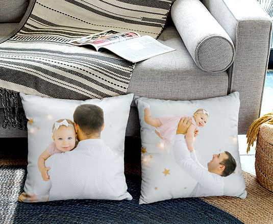 Custom Pillow Covers for Your Decor