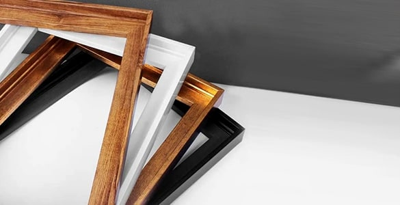 All Frames Handcrafted With Passion