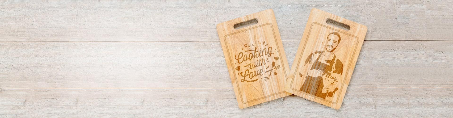 Custom Printed Chopping Board