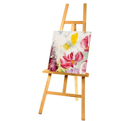 Wooden Easel Stands – Technical Specification