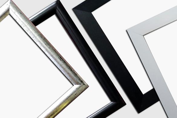 5 Frames of Framed Prints