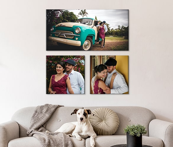 High Quality Gallery Wrapped Canvas Prints