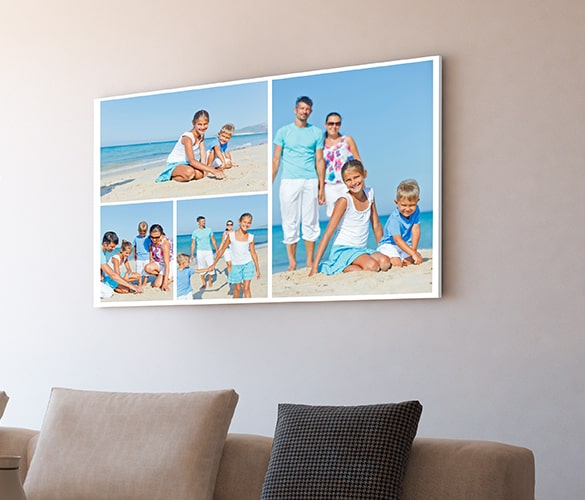 Turn your Whole Bunch of Memories into a High-end Art Piece