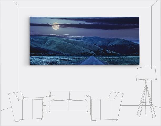 Panoramic Photo Prints