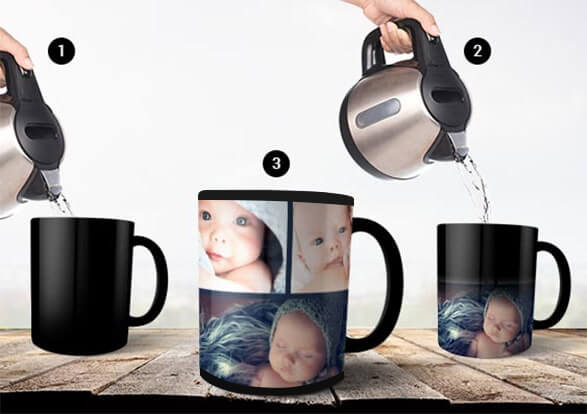 Order Magic Coffee Mugs as Gifts