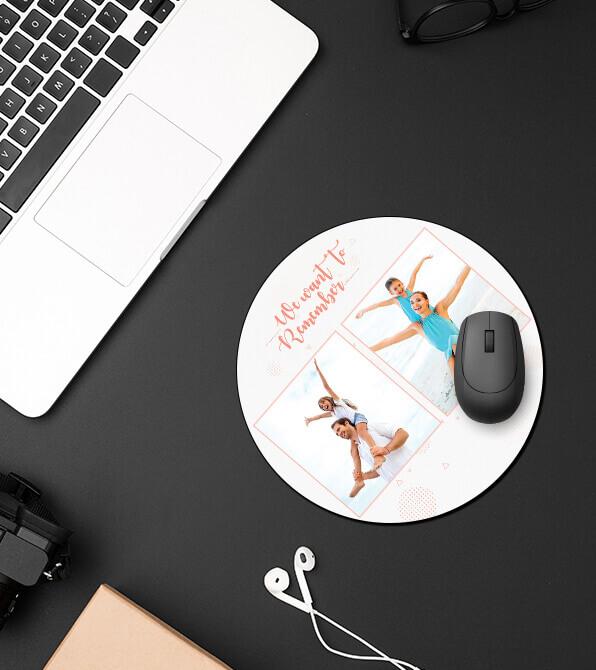 Custom Photo Mousepads