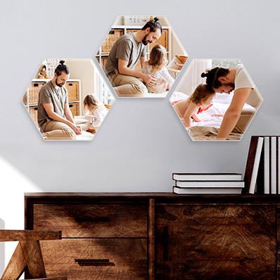 Hexagon Canvas