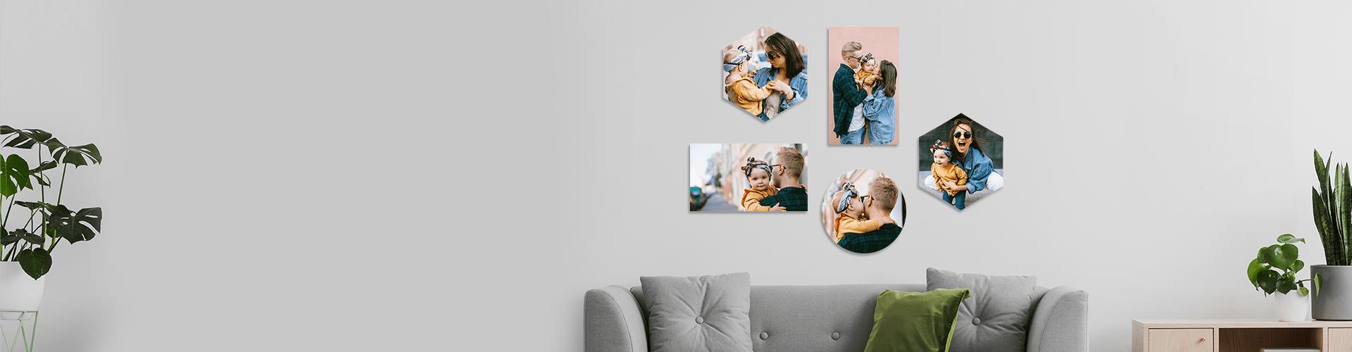 Custom Photo Wall Tiles