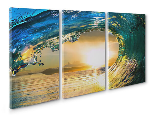 Split Canvas Panel Arts
