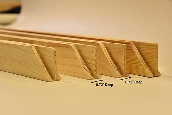 Standard Stretcher Bars