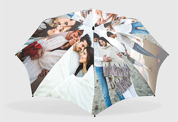 Why Custom Printed Umbrella from CanvasChamp?