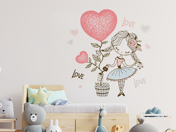 Order Peel and Stick Wall Stickers Today!